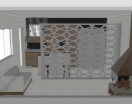 cozinha do andar de cima