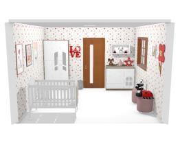 Meu projeto quarto de bebe