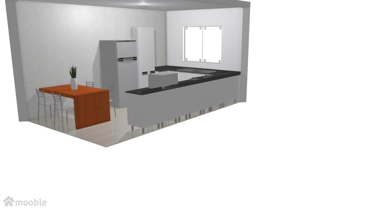 projeto cozinnha