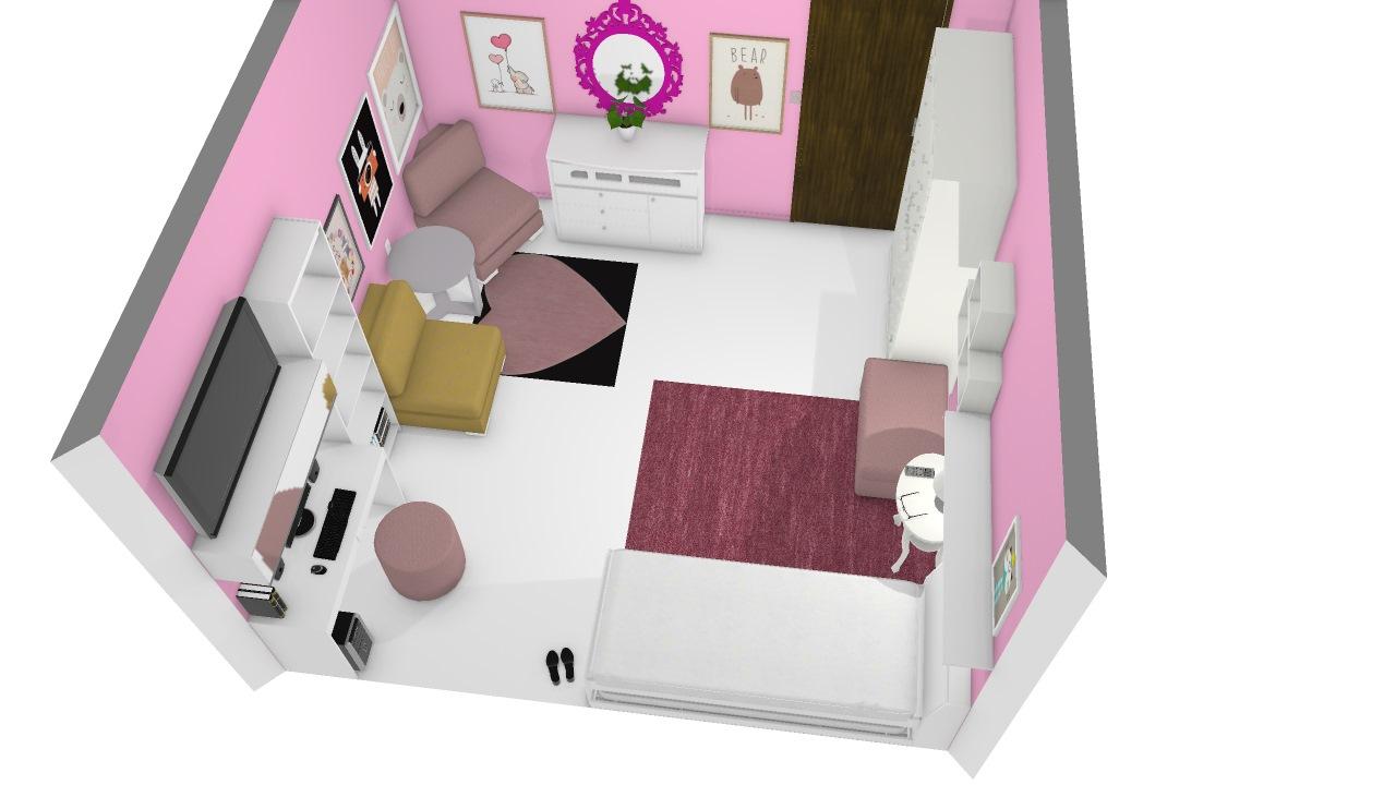 meu quarto lindoooooo <3<3<3