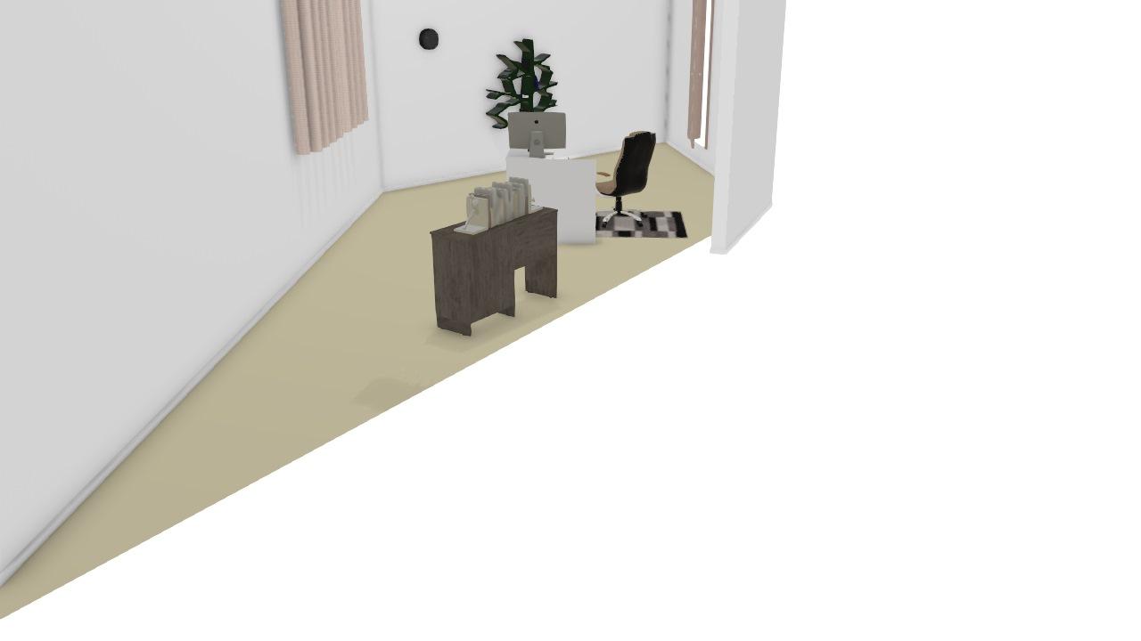 Projet plan de travail 3D