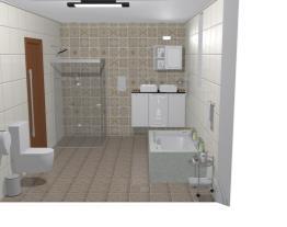banheiro casal serra