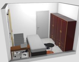 quarto 8,40 m2 solt