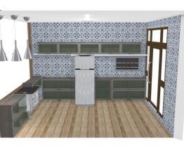 cozinha do sitio