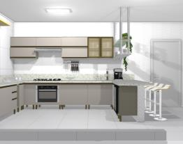 Cozinha Torre