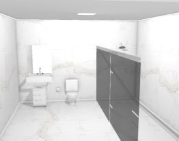 Meu projeto Politorno -Banheiro Social