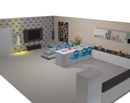sala e cozinha jessica