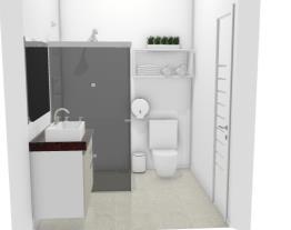 Banheiro 2 sem banheira