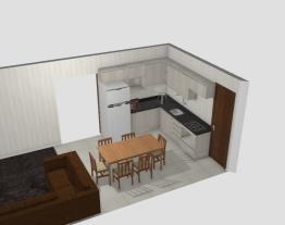 Cozinha maxxi compacta