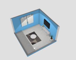 Sala Pequena/Azul
