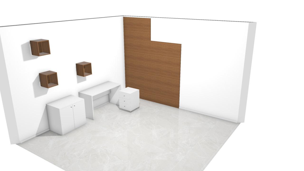 quarto casal showroom