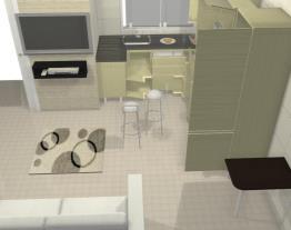 Cozinha / Sala 2