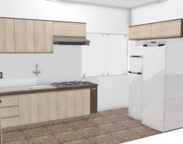 cozinha cliente Ivanir/Alex