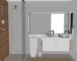 Banheiro Érica