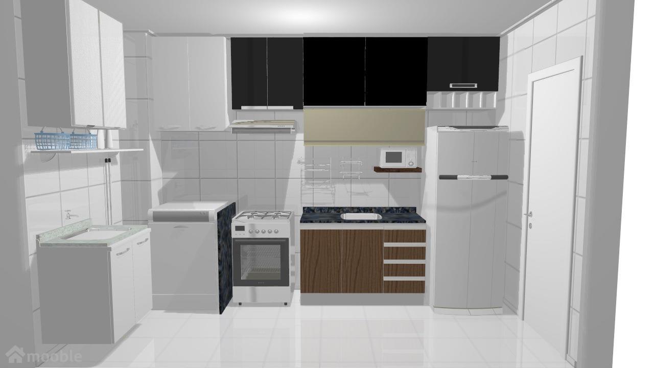 Meu projeto Cozinha Completa