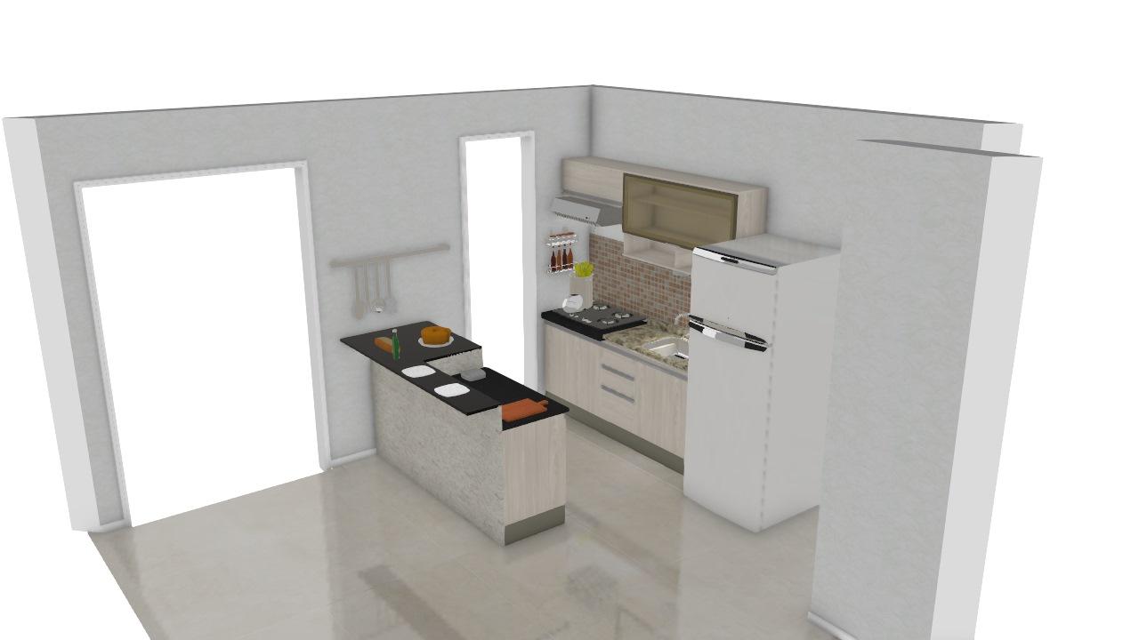 Nouvelle Maison - cuisine 2