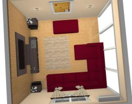 Meu projeto no Mooble sala de estar 4