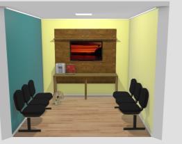 Sala de espera - pai Thiago