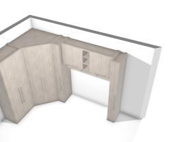 Dormitorio Jaqueline closet