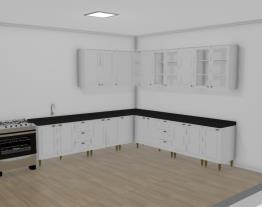 Cozinha Zenilda - Henn