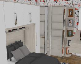 dormitorio ana posto saude