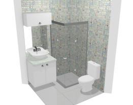 Santa Mônica - Banheiro Decorado
