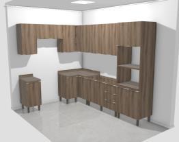 Projeto cozinha Simoni