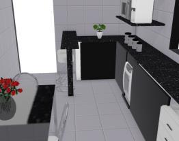 armário de alvenaria cozinha - COMPLETA