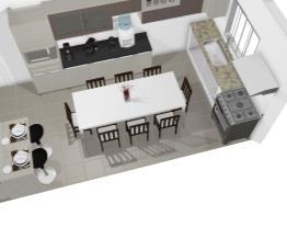 Cozinha de Vanderleia