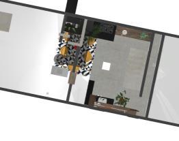 Casa em terreno 8x17