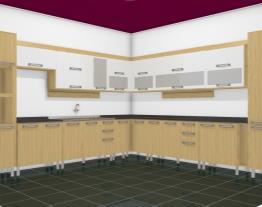 cozinha audace/projeto  quaresma lar center