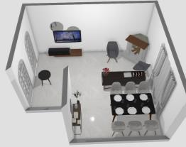 Casa Amarela sala3