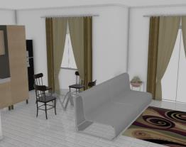 Sala e Cozinha dentro