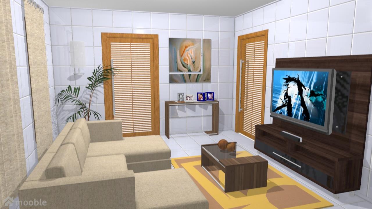 KARINE-SALA DE TV