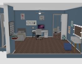 quarto para um adolesent