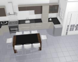 Projeto Cozinha - Giuliani