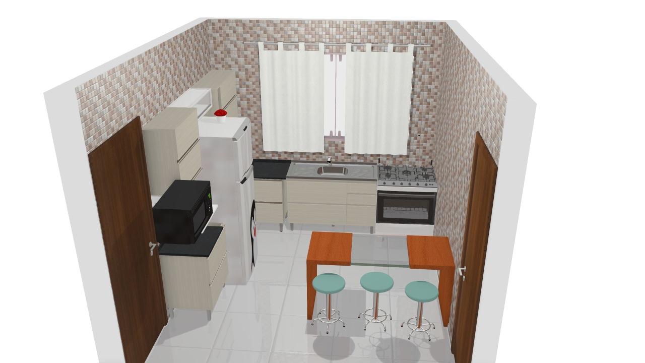 Cozinha ELI São Mateus