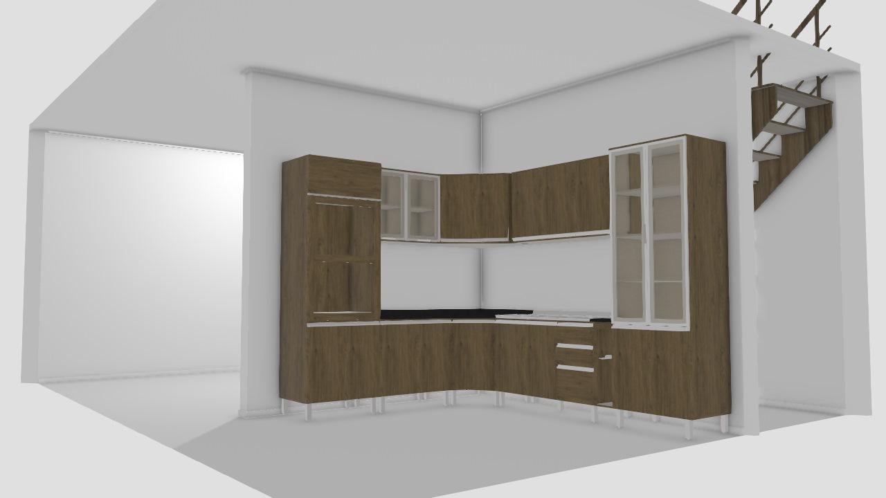 Cozinha integra