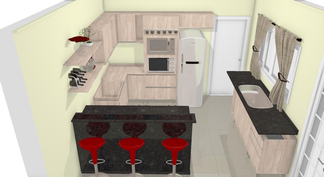 Cozinha Connect - HENN