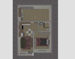 Projeto de Casa com 36,71125 MQ²