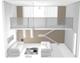Sala da casa (entrada)
