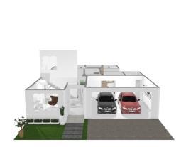 Casa 4 - meio térrea 1º andar