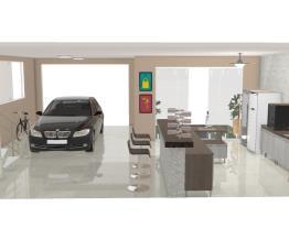 area de lazer /garagem