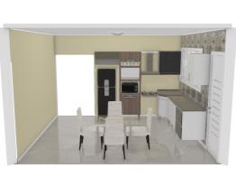 cozinha casa nova -modelo 2