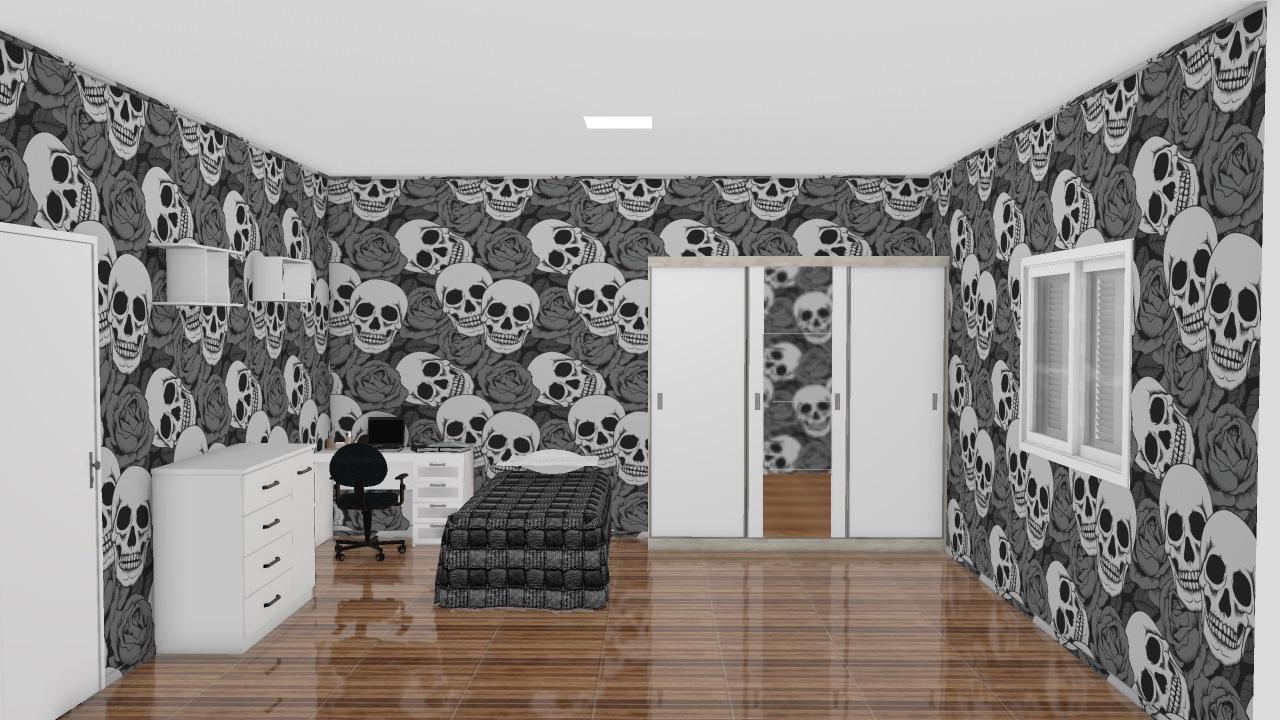 quarto para adolescente (menino)
