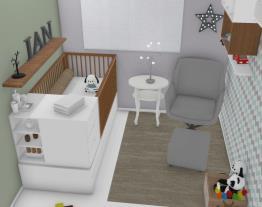 quarto de bebe planejado IAN