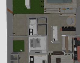 ideia area de lazer