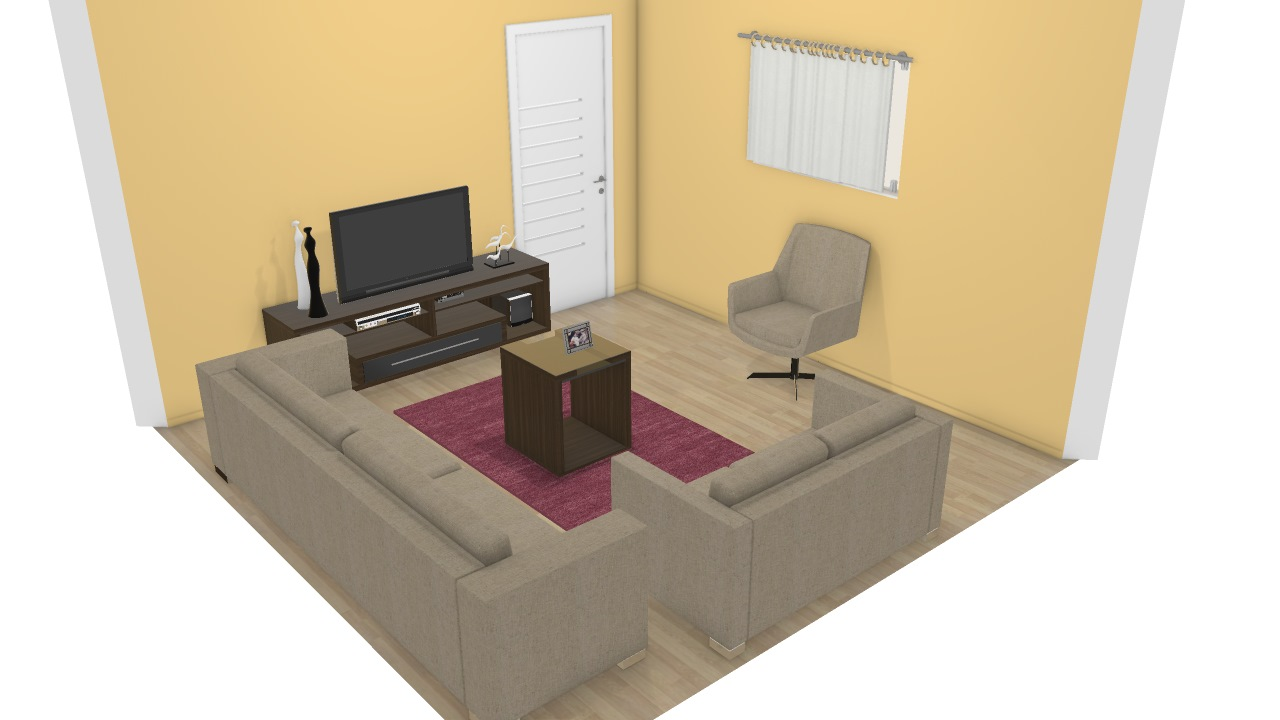 Sala de estar!