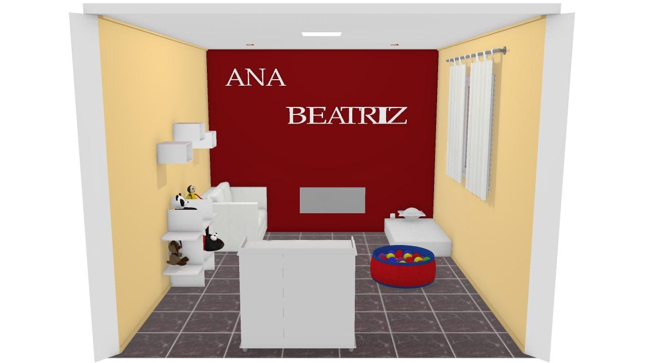 Quarto da Ana Beatriz