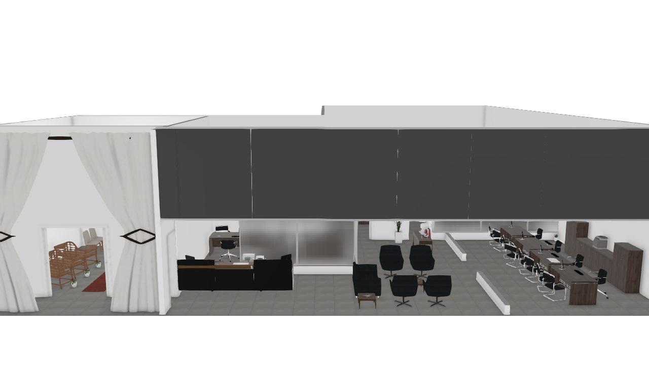 Cartório 280 m2